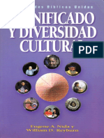 Eugene a. Nida y William D. Reyburn - Significado y Diversidad Cultural