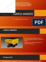 Clases Carros Mineros Transporte 2019