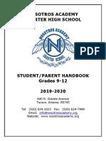 hs handbook-english 2019-2020