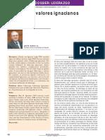 Guibert - 2012 - Liderazgo y Valores Ignacianos