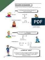 Guía 3 - Resolución de Ecuaciones