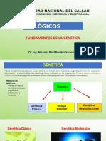 FUNDAMENTOS DE LA GENÉTICA