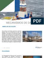 mecanismos de daño api571