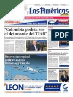DIARIO LAS AMÉRICAS Edición digital del martes 17 de septiembre de 2019