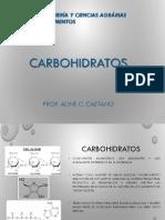 Aula 3 (Bioquímica) - Carbohidratos 1