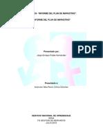 Informe Del Plan de Marketing AP13