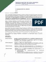 HCU-005-12 Aprueba Plan de Estudios 2012