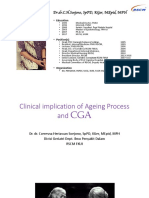 Clinical Implication of Ageing Process and CGA_CZh