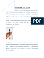 Tipos de Flauta Dulce