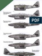 Osprey - Combat Aircraft 083 - Me-262 Bomber and Reconnaissance Units-70-77