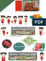 China English London