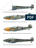 Osprey - Aircraft of the Aces 124 - Arctic Bf 109 and Bf 110 Aces-35-40