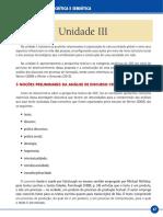 Analise Livro-Texto – Unidade III