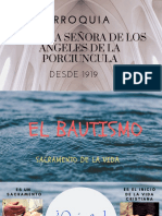 BAUTISMO