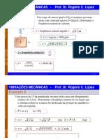 Vibracoes Exemplos Set 1