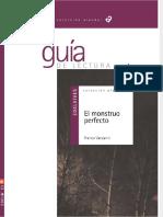 Dokumen.tips Guia de Un Monstruo Perfecto de Vacarini