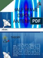 Half Wave ANTENNA