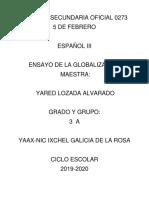 Escuela Secundaria Oficial 0273