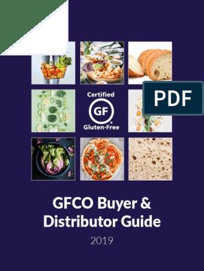 Gfco Catalogue Foods Food Wine