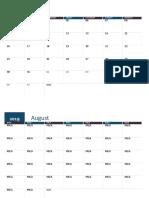 Planificador de Proyectos y Calendario