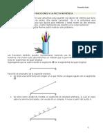 Las Fracciones y La Recta Numérica