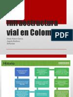 infraestructura vial en colombia