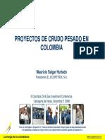 Proyectos de crudo pesado en Colombia.pdf
