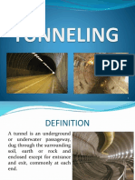 3. Tunneling