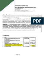Abuyog WD BWSP Report #3