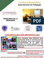 PROBLEMAS DE LA PEDAGOGÍA.pptx [Autoguardado].pptx