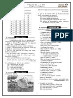 Simulado 10 (Port. 5º Ano - Blog Do Prof. Warles)