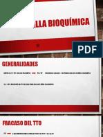 Falla Bioquimica