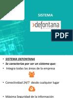 Defontana Erp