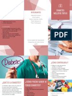 Folleto Diabetes