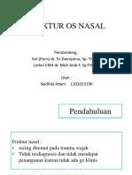 Fr Os Nasal-nadhila