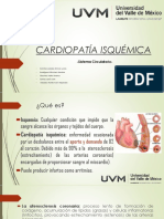 Cardiopatia Isquemica - Circulatorio 2do e