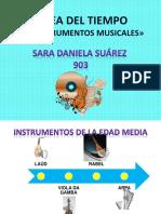 Instrumentos Sarita Con Sonido