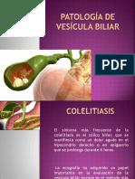 Patología de Vesícula Biliar Corregido