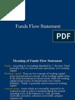Funds & Cash Flow