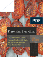 Preserving Everything _ How to Can, Culture, Pickle, Freeze, Ferment, Dehydrate, Salt, Smoke, And Store Fruits, Vegetables, Meat, Milk, And More-Countryman Press