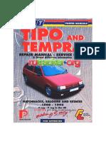 Fiat Tipo Tempra 1988-1996