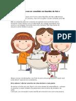 9 Erros Que Não Devem Ser Cometidos Em Reuniões de Pais e Mestres