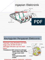 Electronic Spark Advancer