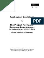 Application Guideline Nepal
