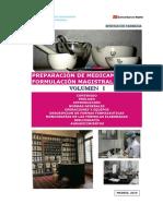 Formulación  Magistral en Oftalmología antiinfecciosa