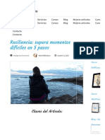 Resiliencia_ Supera Momentos Difíciles en 5 Pasos - María Mikhailova - Coaching Estratégico