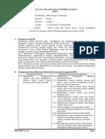 RPP Kimia KD 3.3 4.3 Pertemuan 1