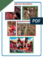 Actividades de La Cultura Quechua