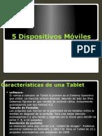5 Dispositivos Móviles.pptx