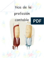 CARTILLA ÉTICA DE LA PROFESIÓN CONTABLE